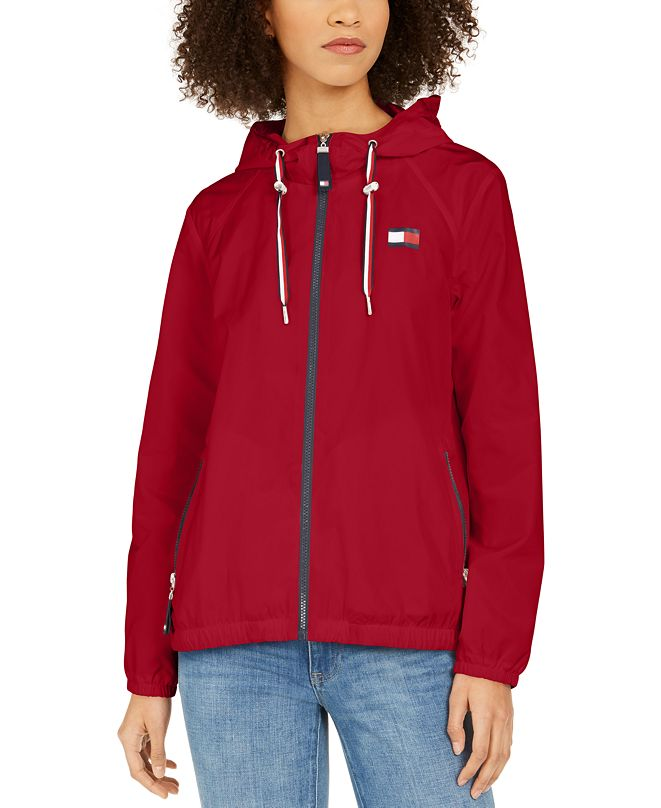 Tommy Hilfiger Hooded Windbreaker