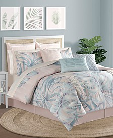 Paradise 14-Pc. Queen Comforter Set