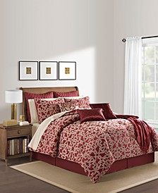 Huntington 14-Pc. Queen Comforter Set