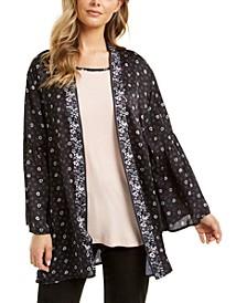 Sofie Kimono Wrap Robe