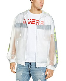 Men's Clear Windbreaker