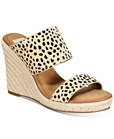 Lotty Platform Espadrille Wedges