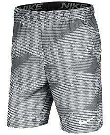 "Men's Dri-FIT 9"" Printed Training Shorts"