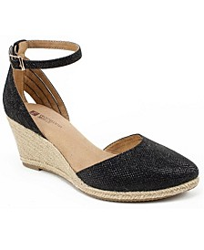 Women's Cisco Espadrille Wedge Sandals