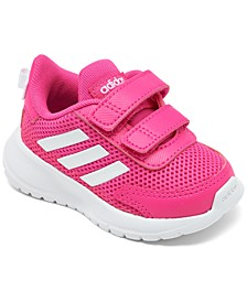 Toddler Girls Tensor Stay-Put Closure Casual Athletic Sneakers from Finish Line