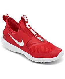Little Boys Flex Runner Slip-On Athletic Sneakers from Finish Line
