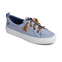 Deals on Sperry Crest Vibe Mini Check Sneaker
