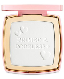 Primed & Poreless Faced Powder