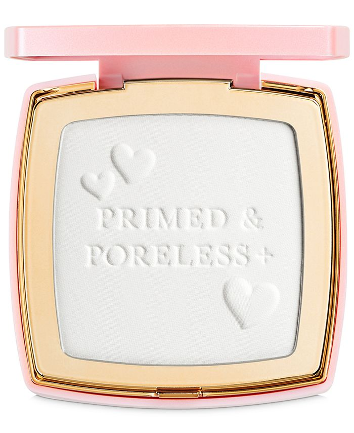 Too Faced - Primed & Poreless Faced Powder