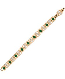 18k Gold Plated The Shah Of Iran Bracelet