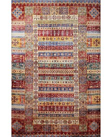"Effects I166 3'9"" x 5'6"" Area Rug"
