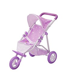 Olivia's Little World - Baby Doll Jogging Stroller