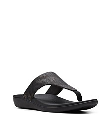 Cloudsteppers Women's Brio Vibe Flip-Flop Sandals