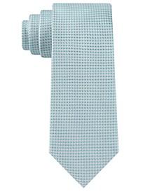Men's Slim Houndstooth Tie