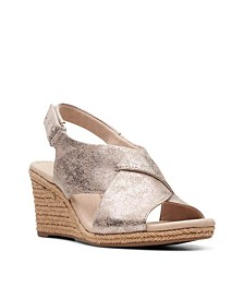 Collection Women's Lafely Alaine Wedge Sandals, Created for Macy's