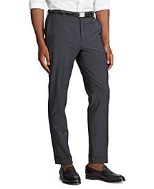 Men's Wool-Blend Trouser
