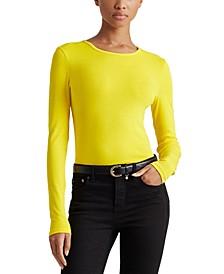Lauren Ralph Lauren Long-Sleeve Blouse