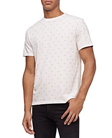 Men's Liquid Touch Logo Graphic Pima Cotton T-Shirt