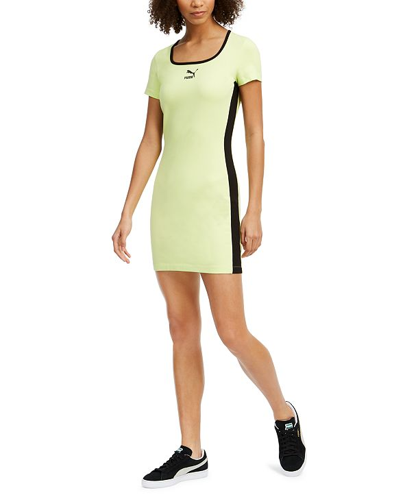 Puma Women's Classics T-Shirt Dress
