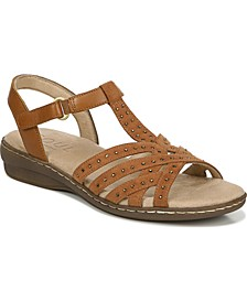 Brielle Ankle Strap Sandals