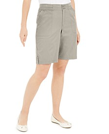 Petite 10-Inch Shorts, Created for Macy's
