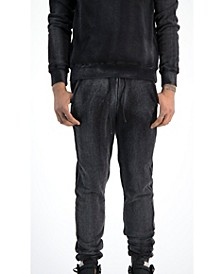 Men's French Terry Washed Jogger