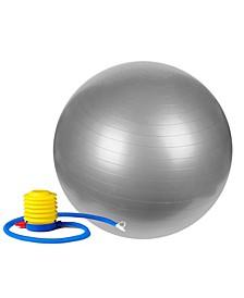 Anti-Burst Gym Ball with Pump - 65 cm