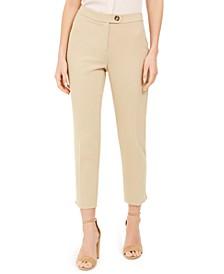 Karl Lagerfeld Straight-Leg Dress Pants
