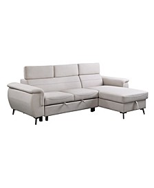 Greenway 2-pc Sectional Sofa