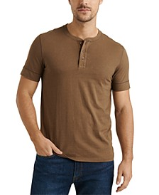 Men's Pima Cotton Henley