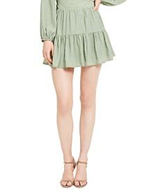 Magnolia Mini Skirt