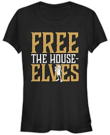 Harry Potter Dobby Free The House-Elves Women's Short Sleeve T-Shirt