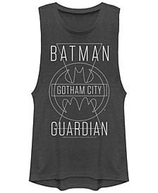 DC Batman Gotham City Guardian Festival Muscle Women's Tank