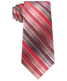 Men's Classic Linear Stripe Tie