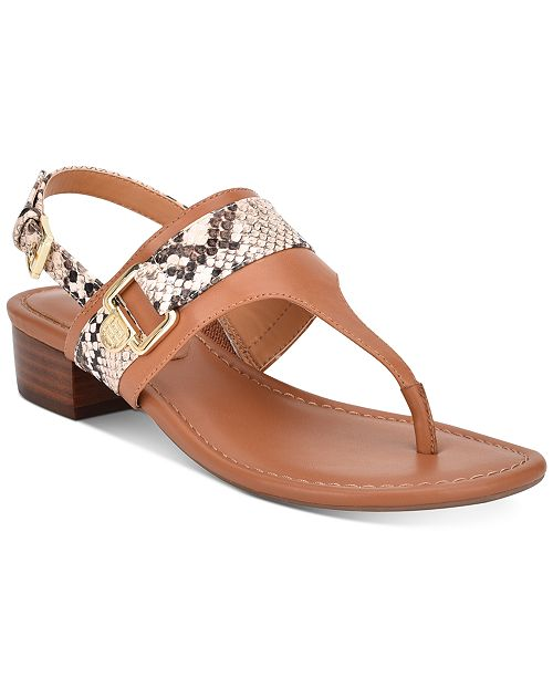 Tommy Hilfiger Keely Thong Sandals