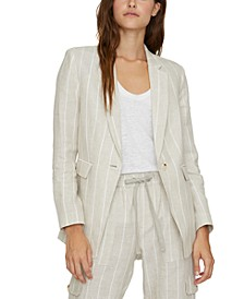 Eastport Linen Blazer