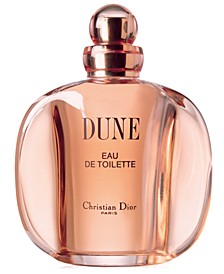 Dune Eau de Toilette Spray, 3.4 oz.