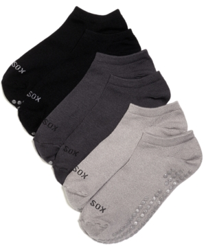 Hot Sox Women's Yoga 3 Pack Socks plus size,  plus size fashion plus size appare