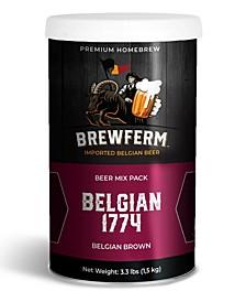 Buckriders Craft Brew Mix - Belgian 1774, 3.3 lbs