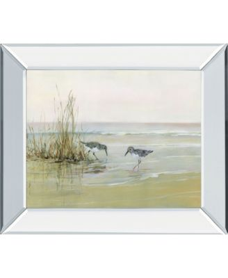 Early Risers II by Sally Swatland Mirror Framed Print Wall Art, 22