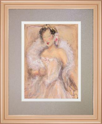 Stole My Heart II by Dupre Framed Print Wall Art, 34