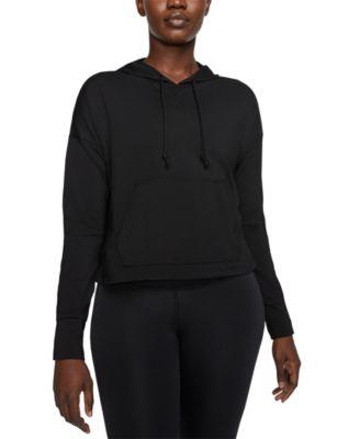 Women's Yoga Dri-FIT Cropped Hoodie