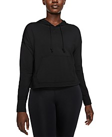 Women's Yoga Dri-FIT Cropped Hoodie