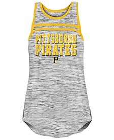 Pittsburgh Pirates Women's Space Dye Tank
