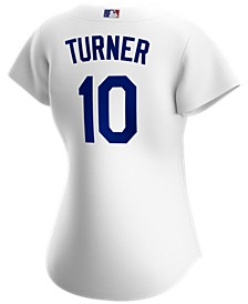 Los Angeles Dodgers Women's Justin Turner Official Player Replica Jersey