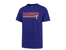 Men's Texas Rangers Line Drive T-Shirt