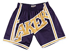 Los Angeles Lakers Men's Big Face Shorts
