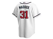 Atlanta Crackers MLB Men's Coop Player Replica Jersey Greg Maddux