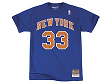 Men's Patrick Ewing New York Knicks T-Shirt
