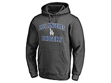 Los Angeles Dodgers Men's Rookie Heart & Soul Hoodie